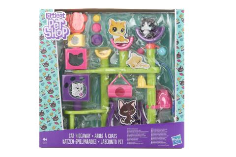 Littlest Pet Shop Set kočičí domeček