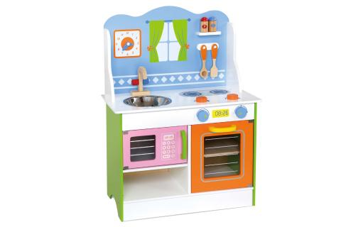 Dřevěná kuchyňka