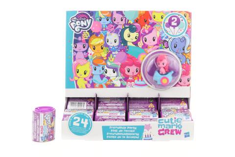 My Little Pony Překvapení v tubě Cutie Mark