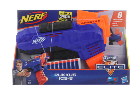 Nerf Elite Rukkus ICS-8