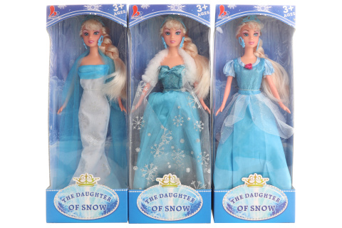Ledová princezna 28 cm kloubová