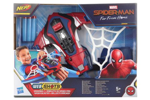 Spider-man Blástr vystřelující pavučiny