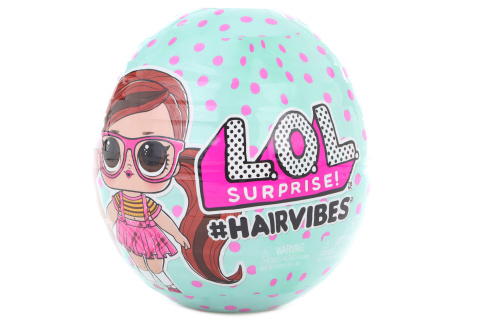 L.O.L. Surprise #Hairvibes Česatice, Sidekick TV1.3.-30.6.2020