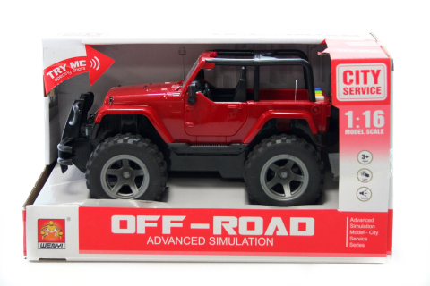 Jeep baterie