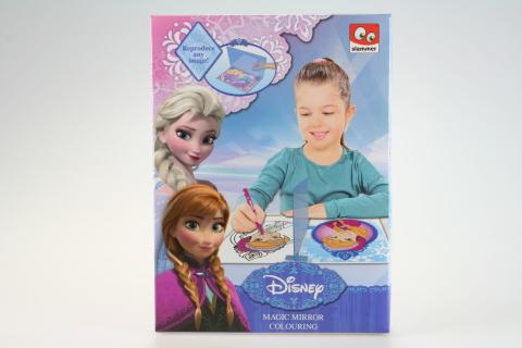 Obkreslování Frozen