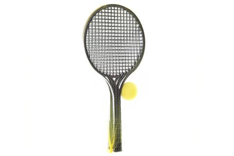 Soft tenis černý