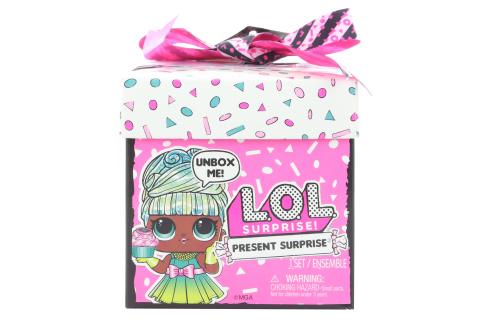 L.O.L. Surprise! Párty panenka Deluxe  TV 1.1. - 30.4.2021