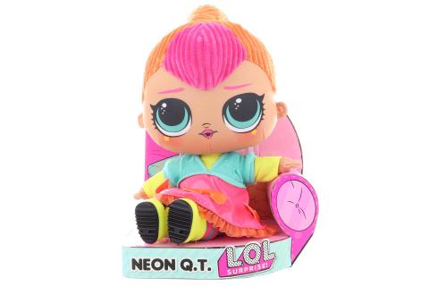 L.O.L. Surprise! Plyšová panenka - Neon QT  TV 1.1. - 30.4.2021