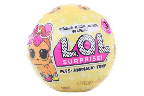 L.O.L. Surprise! Zvířátka, PDQ TV 1.1. - 30.4.2021