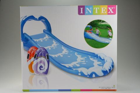 INTEX bazén Klouzačka 442x168x163cm