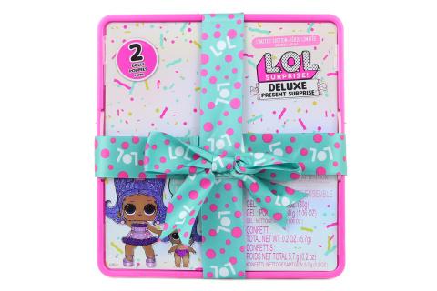L.O.L. Surprise! Párty dárek Deluxe, série 2 TV 1.10.-31.12.2021