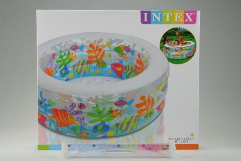 INTEX bazén kruh 58480