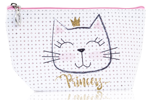 Taška kosmetická Princess kitty