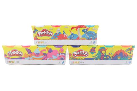 Play-Doh Balení 4ks kelímků TV 1.6.- 30.9.2020