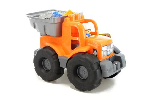 Mega Bloks náklaďák 2 v 1 FNK75