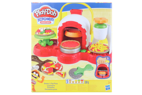 Play-Doh Pec na pizzu TV 1.1. - 30.6.2021
