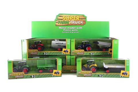 Traktor kov 12/balení