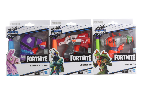 Nerf Microshots Fortnite