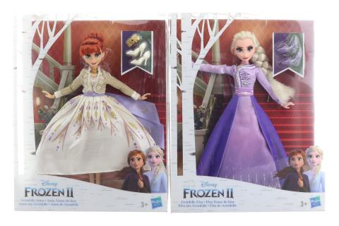 FRZ 2 Panenka Elsa/Anna Deluxe