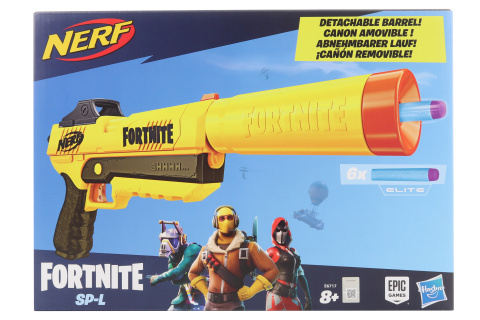 Nerf Fortnite Sneaky Springer TV 1.7.-30.9.2020