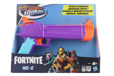 Nerf SuperSoaker Fortnite HC E