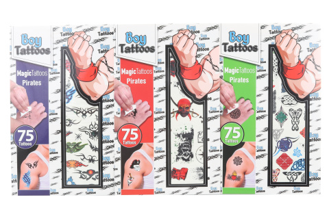 Tetování klučičí