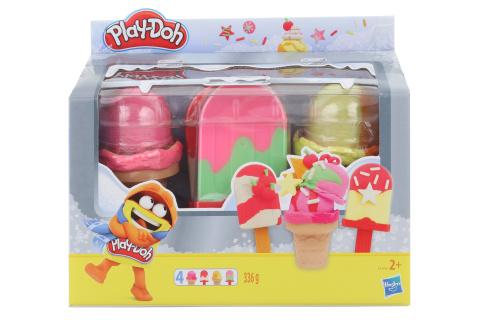 Play-Doh Modelína jako zmrzlina v chladničce