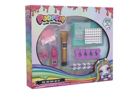 Poopsie Nehtové studio