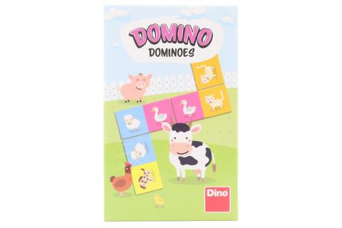 Domino - zvířátka