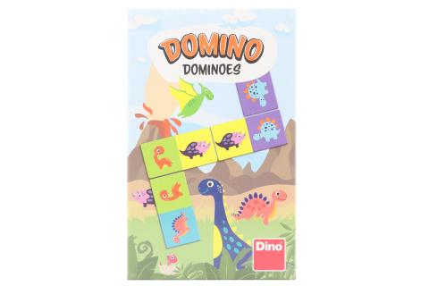 Domino - dinosauři