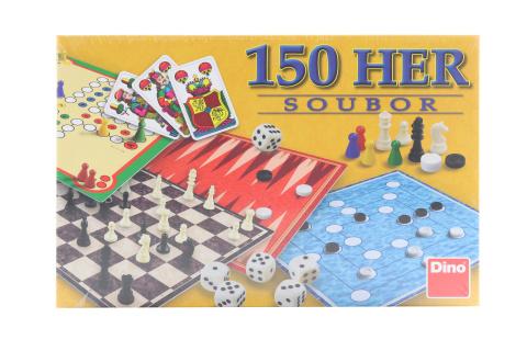 Hra Soubor 150 her