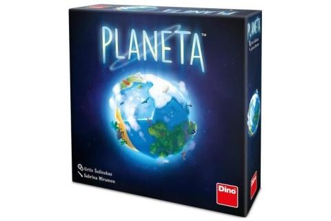 Planeta - rodinná hra