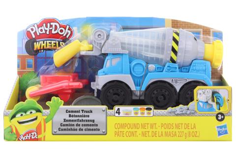Play-Doh Wheels Betonová míchačka