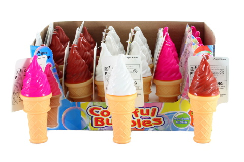Bublifuk zmrzlina 24/bal