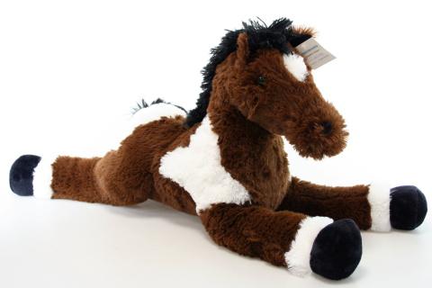 Plyš Kůň 62 cm