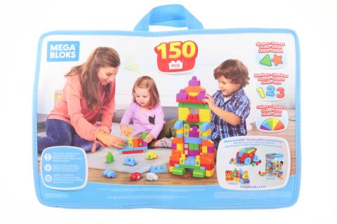 Mega Bloks Pytel plný učení (150) FVJ49