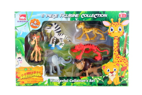 Zvířátka safari sada