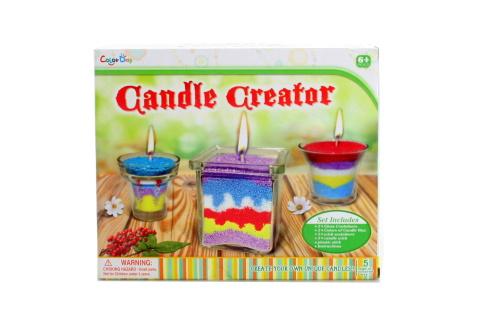 Výroba svíček