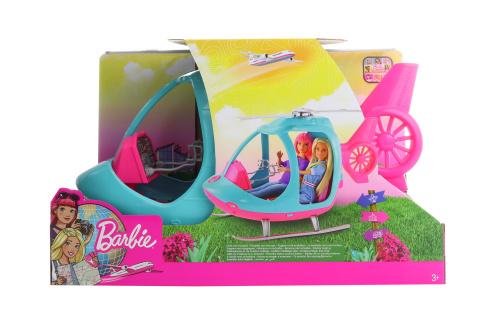 Barbie Vrtulník FWY29