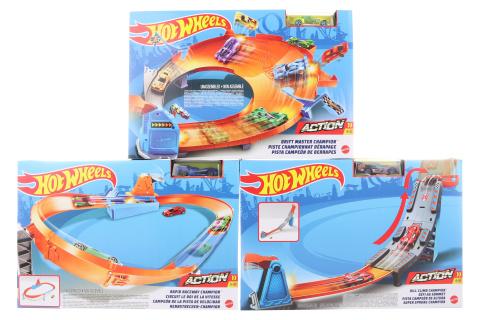 Hot Wheels Šampionát dráha GBF81
