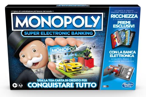 Monopoly Super elektronické bankovnictví TV 1.10.-31.12.2021