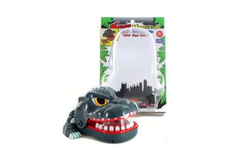 Hra Dino zuby