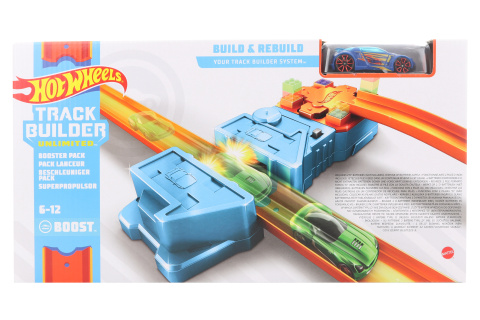 Hot Wheels Track Builder zrychlovač GBN81