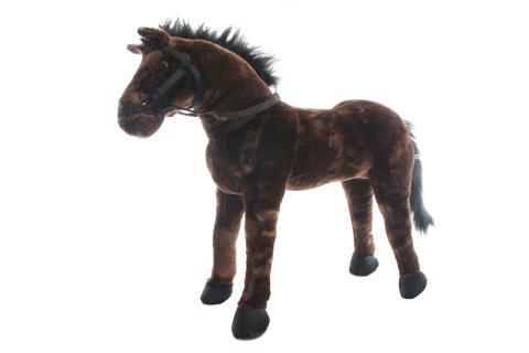 Plyš Kůň nosnost 100 kg