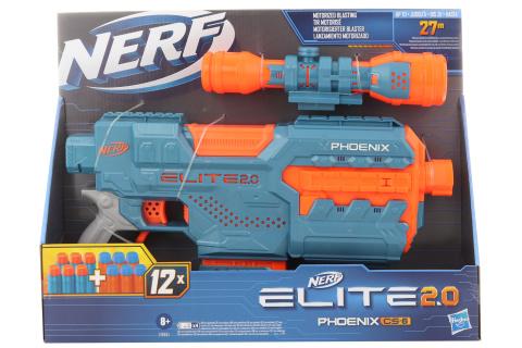 Nerf Elite Phoenix CS-6 TV 1.9. - 31.12.2021