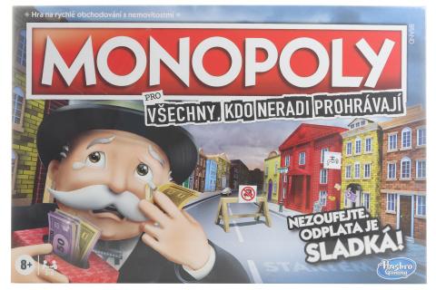 Monopoly Radostné zoufání TV 1.9. - 31.12.2021