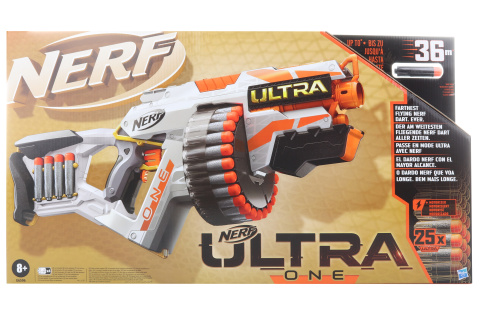 Nerf Ultra One TV 1.3. - 30.8.2021