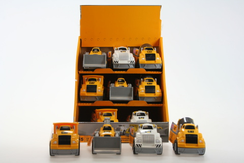 Mega Bloks CAT malé autíčko  CYR12