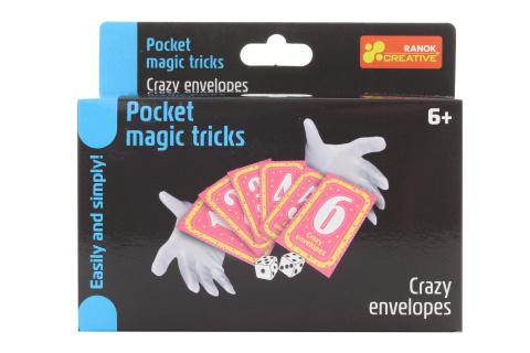 Kouzelné triky do kapsy - bláznivé obálky