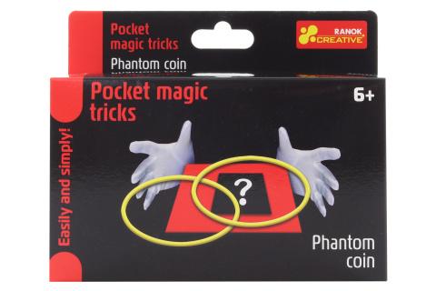Kouzelné triky do kapsy - Fantomova mince